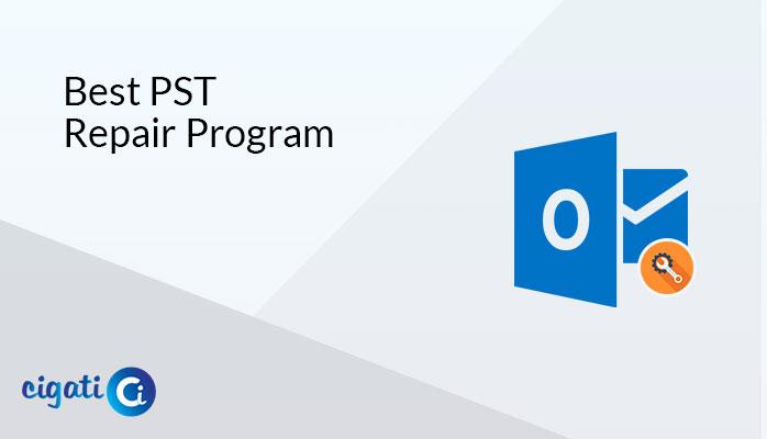 Best PST Repair Program